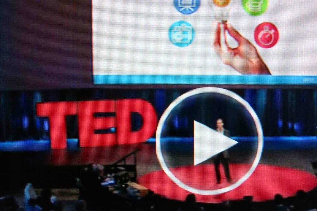 Inspiriende und motivierende TED Talks für Unternehmer