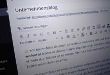 Vorteile Unternehmensblog