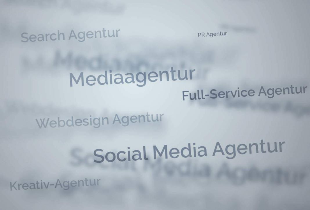 Passende Onlineagentur finden