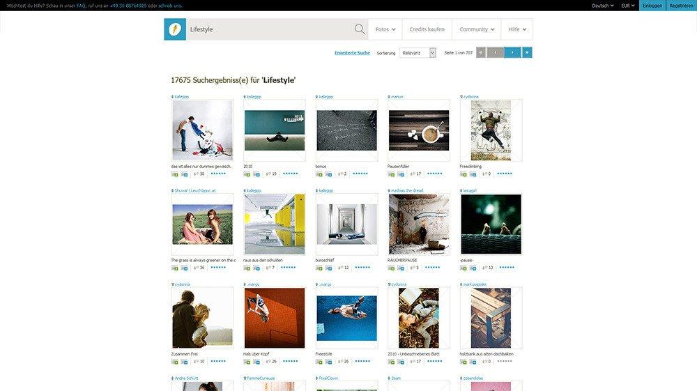 Stock agency: photocase.com