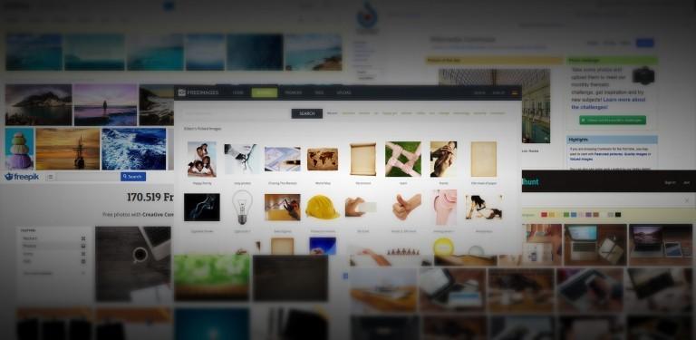 Lizenzfreie Bilder: Die besten kostenlosen Webseiten