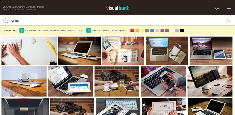 lizenzfreie-bilder-visualhunt