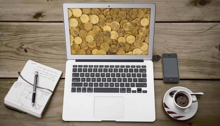 Geld verdienen mit Blog