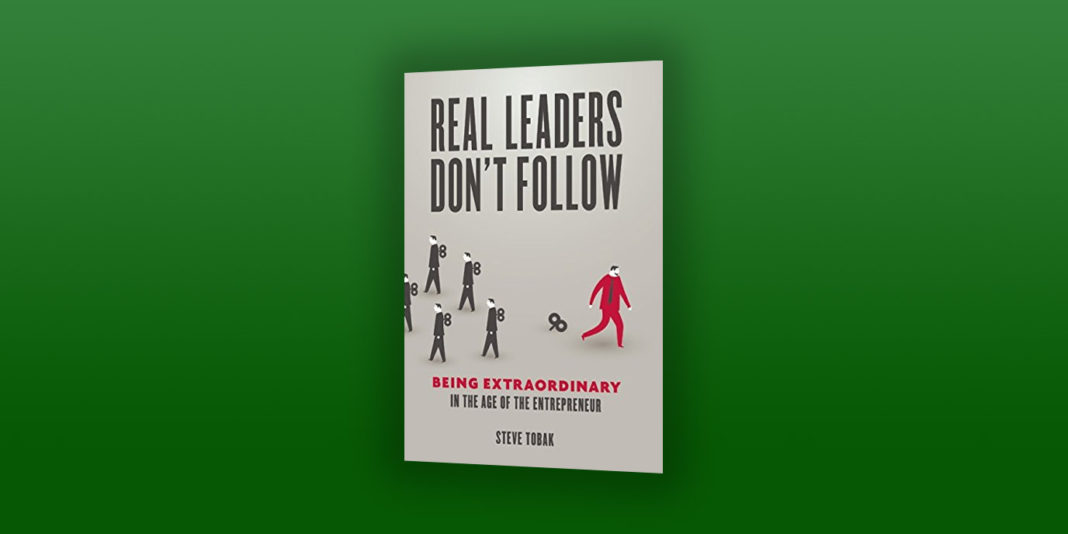 Buchkritik/Review: Real Leaders don't Follow