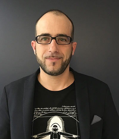Social Media Experte Dominik Fenzl