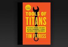 Tools of Titans von Tim Ferriss - Review
